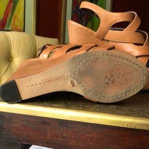 Vince Camuto Shoes - Vince Camuto platform sandals size 6.5